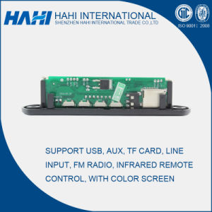 Hot Sale Audio PCBA MP3 Decoder Board (HH-M012) pictures & photos