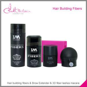 Branded Keratin Hair Building Fibers Protein Hair Thickening Fibers Natural Hair Keratin Fiber pictures & photos