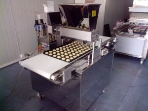 Kh-400 Small Biscuit Making Machine Hot Sale pictures & photos