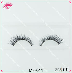 Cheap Price Regular Eyelash Mink Makeup Eyelashes Factory pictures & photos