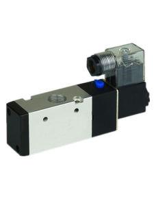 3V Airtac Type Pneumatic Control Solenoid Valve DC24V AC110V 220V pictures & photos