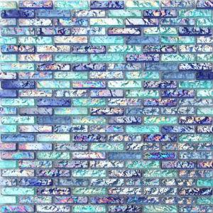 Bathroom Decoration Glass Mosaic Tile pictures & photos