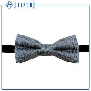 Popular 100% Silk Woven Personalized Bow Ties pictures & photos