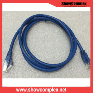 2meter LAN Cable Cat5e Cable for LED Display pictures & photos