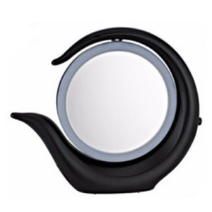 China Supplier Round Double Sides Mirror LED Cosmetic Mirror pictures & photos