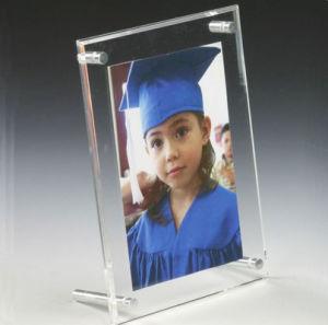 Customized Shapes Acrylic Magnetic Photo Block Yageli Made pictures & photos