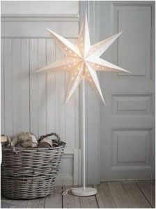 7 Stars Paper Floor Lamp pictures & photos
