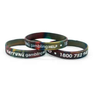 Wholesale Customized Segmented ID Wristband pictures & photos
