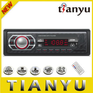 Fixed Panel Car Stereo with LED Screen 3950 pictures & photos