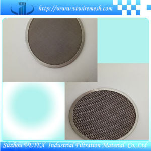 Multilayer Stainless Steel Sintered Mesh Series pictures & photos