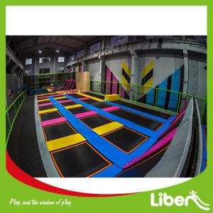 ASTM Jump up Indoor Trampoline pictures & photos