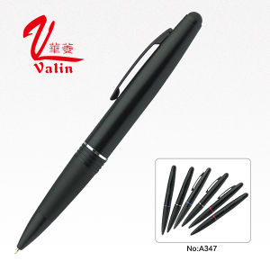 New Design Black Business Metal Stylus Ball Pen on Sell pictures & photos