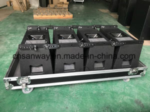 Professional Powered Line Array System 2 X 15′′ Active Subwoofer Speaker pictures & photos