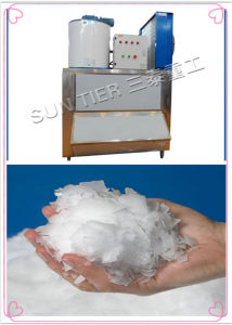 2200kg/Day Flake Ice Machine Stainless Steel Fishing Boats Used pictures & photos