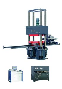 Hydraulic servo compression testing machine pictures & photos