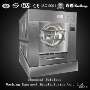 Fully-Automatic Industrial Tilting Unloading Washer Extractor Laundry Washing Machine pictures & photos