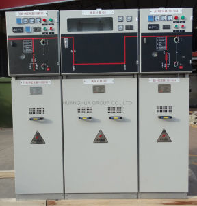 Hxgn15 Gas Insulated Metal Sealed Electrical Switchgear Old Type pictures & photos