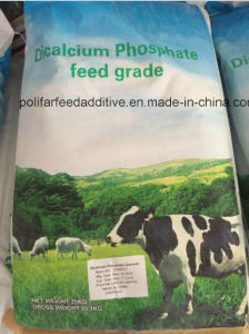 DCP Factory Dicalcium Phosphate18% Feed Additives White Granular/Powder pictures & photos