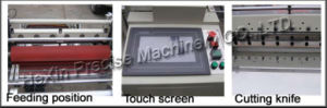 Films 3m Article Alerts Rollings Sheeting Cutting (Kiss Cut) Machine pictures & photos