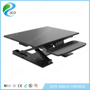 Jeo Ld08 Height Adjustable Computer Sit Stand Desk pictures & photos