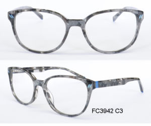 New Design Good Quality Acetate Optical Frame for Lady with (Ce) Eyewear pictures & photos