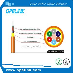 Indoor Optical Fiber Cable Distribution Fiber Cable pictures & photos