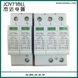 DIN Rail Signal AC Surge Protector pictures & photos