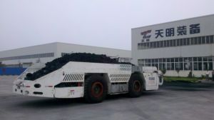 15t Intelligent Explosive-Proof Mining Shuttle Car pictures & photos