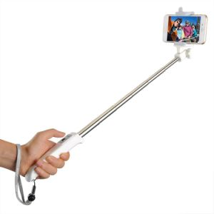 Extendable Bluetooth Selfie Stick for iPhone6 pictures & photos