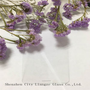 0.9mm Clear Ultra-Thin Soda-Lime Glass for Mobile Phone Cover pictures & photos