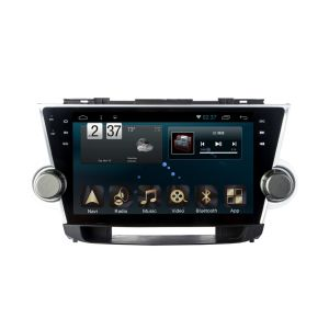 Android 6.0 System Car DVD GPS Navigation for Toyota Highlander 2008 Touch Screen with MP3/MP4/TV pictures & photos