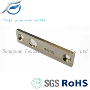 OEM CNC Machining Parts Copper Plate with Laser Engraving