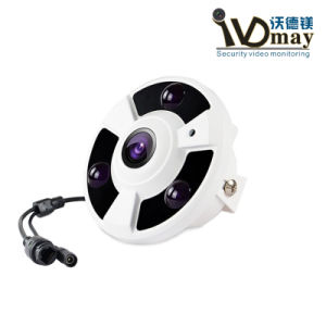 360 Degree Panoramic Vandalproof Ahd Dome Camera with 360 Degree Fisheye Lens pictures & photos