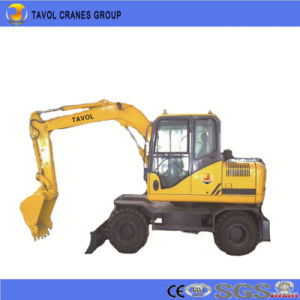 Wheel Excavator for Stone Market pictures & photos