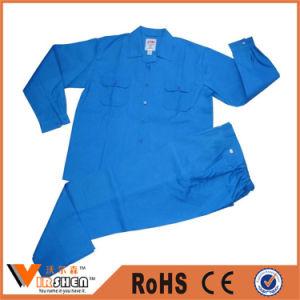 2PCS Set Pant & Shirt Dubai Workwear Clothing Factory Uniforms pictures & photos