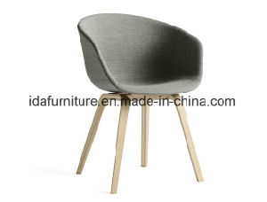 Modern Wooden Restaurant Furniture Hotel Project Muuto Nerd Dining Chair pictures & photos