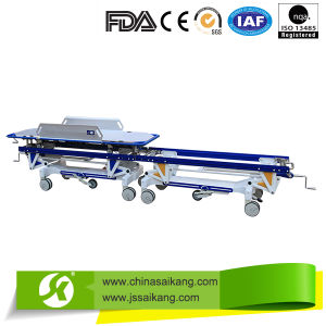 Made in China Detachable Hosptial Patient Trolley pictures & photos