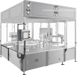 Kfj-300 High-Speed Screw Filling Machine (Pharmaceutical)