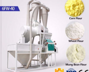 Wheat Flour Milling Machine/200kg-5t Wheat Milling Machine pictures & photos