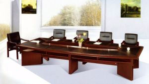 Glossy Conference Table/Conference Desk /Meeting Desk /Meeting Table (NS-NW095) pictures & photos