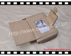 Customized Branded Women Wallet, Branded PU Lady Wallet for Shopping pictures & photos