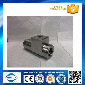 Customized High Precision Machinery Spare Parts pictures & photos