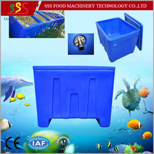 Seafood Box Vegetable and Storage Case Cold Chain Box Fish Ice Cooler Box pictures & photos