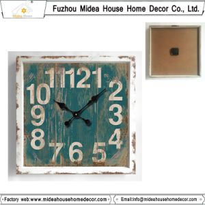 Decoration Material Square Wall Clock pictures & photos