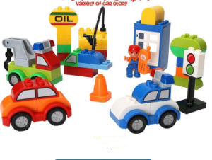 Variety of Car Story Blocks Toy for Kids pictures & photos