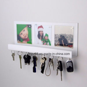 Newest Design Acrylic Magnetic Key Holder pictures & photos