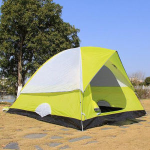 Factory Different Size Double Layer Family Outdoor Beach Camping Tent pictures & photos