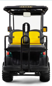 High Quality Battery Operated 4 Seater Electric Lifted Golf Cart pictures & photos