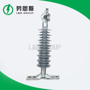 36kv Vertical Line Post Silicon Composite Polymer Insulator pictures & photos
