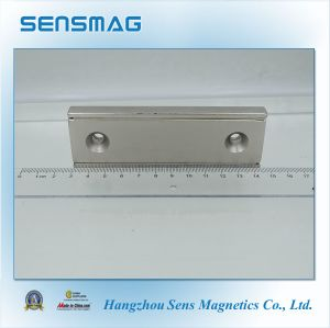 Professional Manufacture Permanent NdFeB Magnetic Aseembly Cup Magnet pictures & photos
